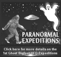 Gatlinburg Ghost Bigfoot and UFO Expeditions