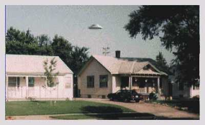 UFO Picture UFO Photo Archive - Image 96