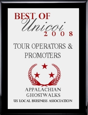 Best Ghost Tours 2008