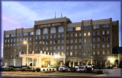 Virginia And Tennessee Haunted Hotels Inns Bed Breakfasts Discovering Carnegie Hotel Johnson City