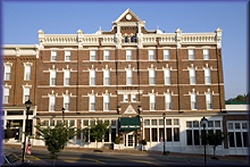 General Morgan Inn - Greeneville Tennessee
