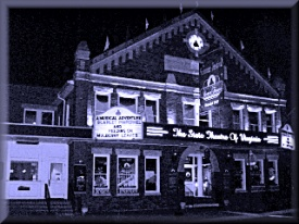 The Barter Theatre - Abingdon Virginia