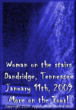Dandridge Ghost on the Stairs
